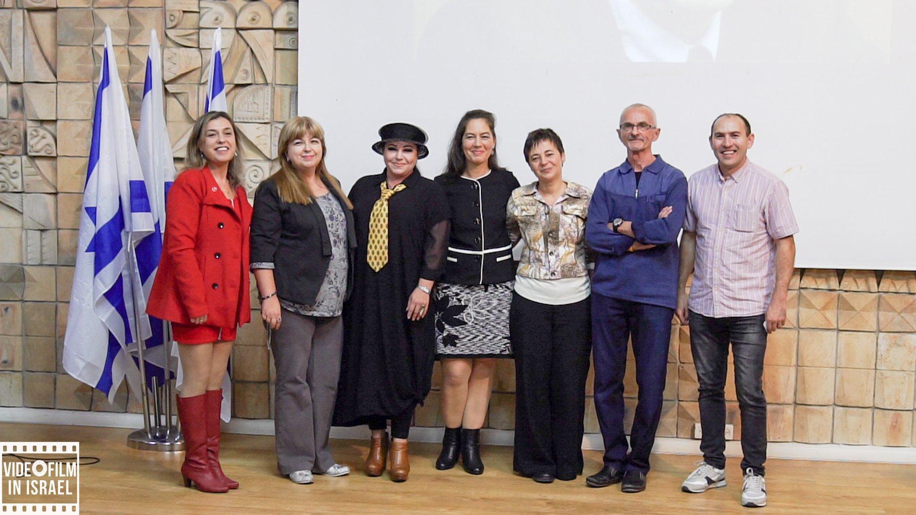 Волонтерство в Израиле |29.11.2018| доклад Евгении Карповой