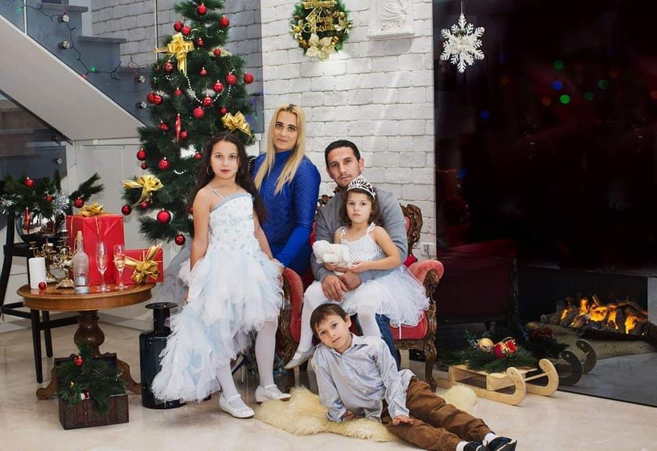 Фотосессия для семьи из Ашдода с мамой Викой