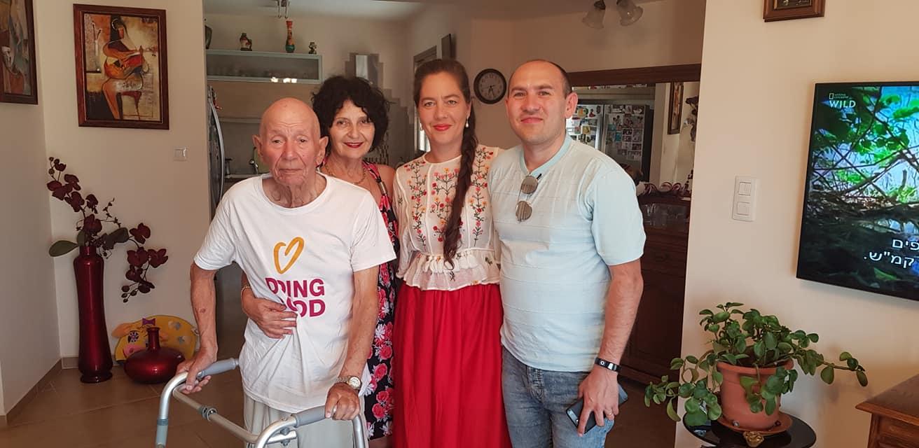 Ветеран из Бат Яма - Михаил Борер